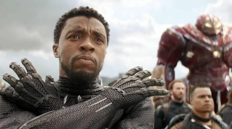"'Vengadores: Infinity War': Clip exclusivo ""Wakanda Forever"""