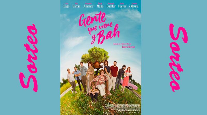 'Gente que viene y bah': Sorteamos entradas dobles
