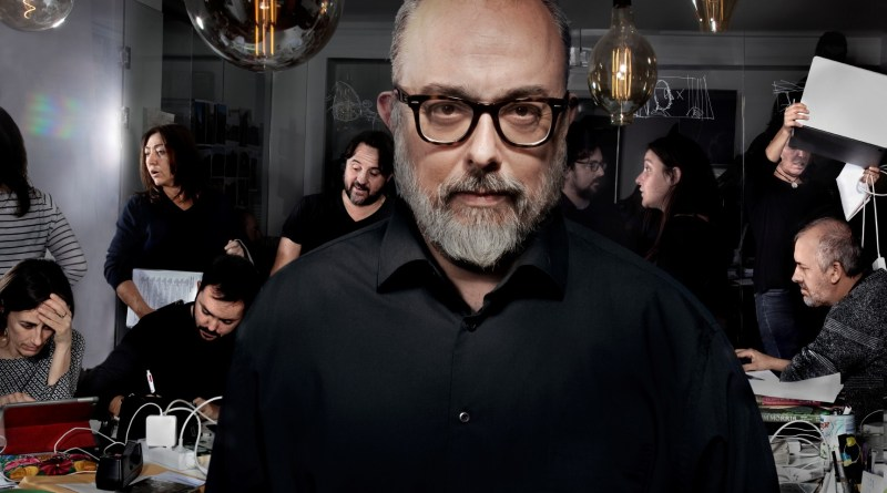 Álex de la Iglesia dirige 30 MONEDAS, la nueva serie original de HBO Europe