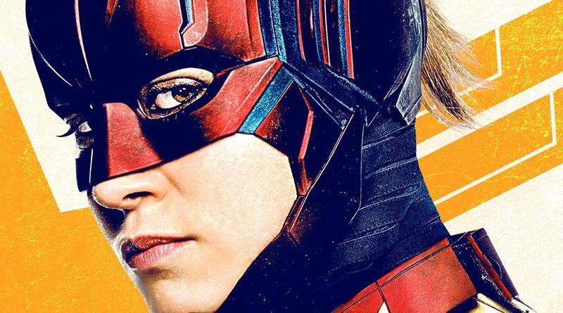 'Capitana Marvel': Nuevos pósters a menos de un mes de su estreno