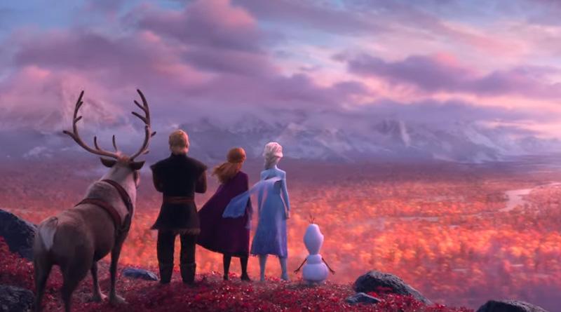'Frozen 2': Primer teaser tráiler del regreso de las hermanas Anna y Elsa