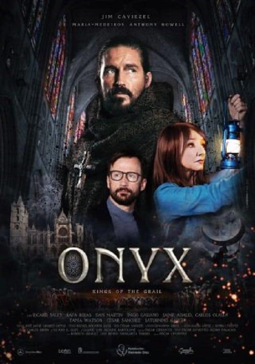 """Pósters de la película """"Onyx, Los Reyes del Grial"""""""
