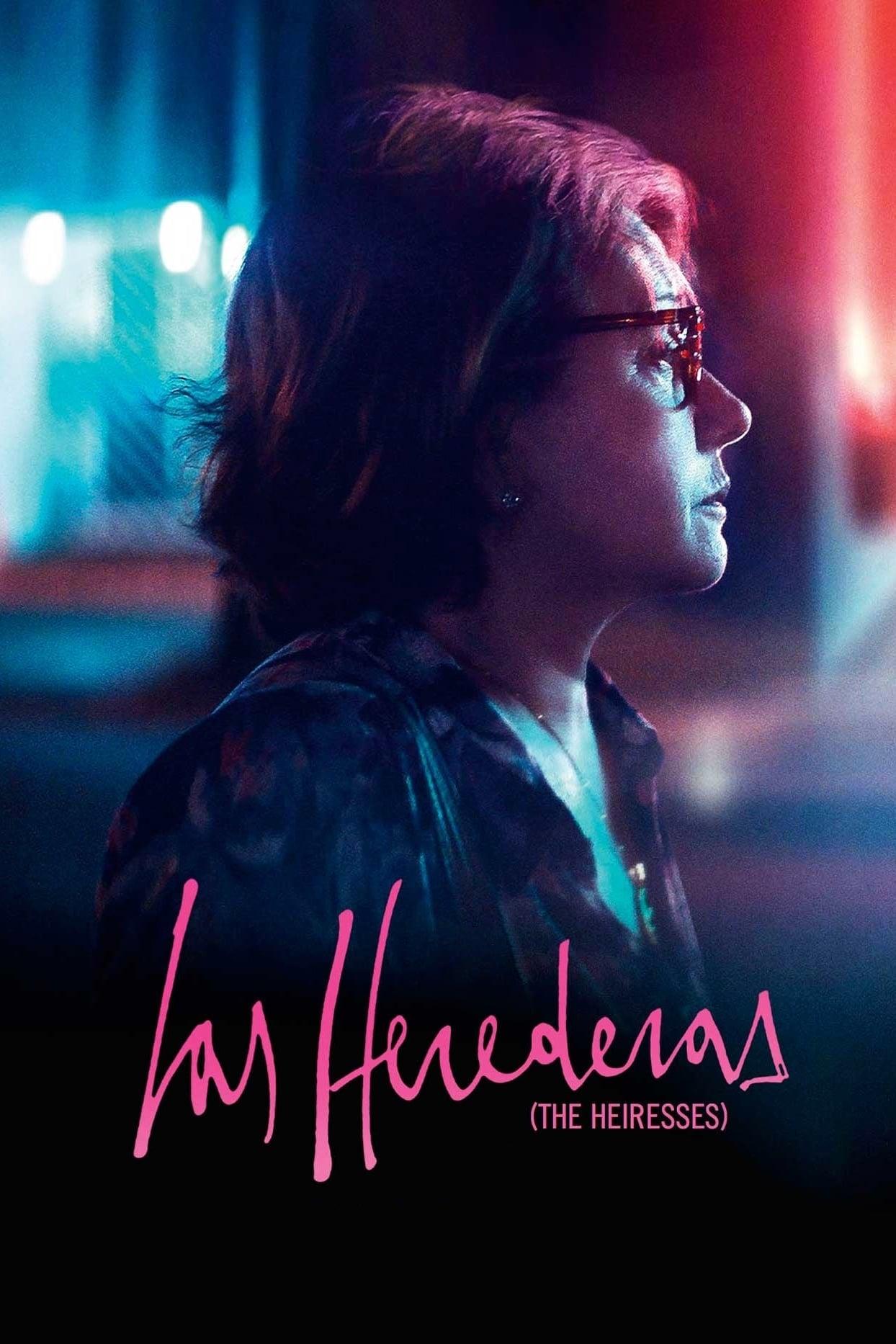 """Pósters de la película """"Las herederas"""""""