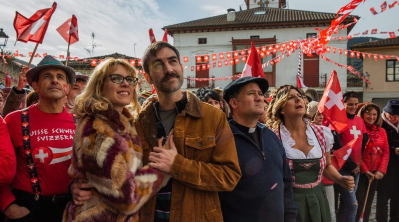 'La pequeña Suiza': Tráiler de la comedia con Maggie Civantos y Jon Plazaola