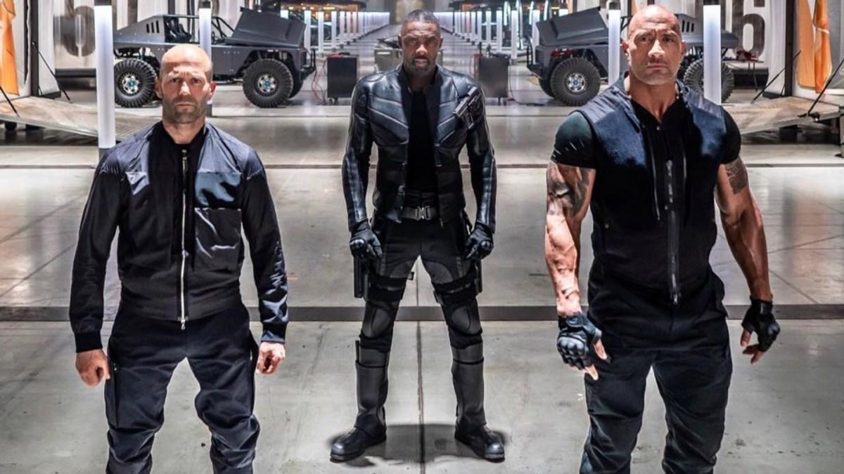 Avances de 'Fast & Furious: Hobbs & Shaw' nos anuncian el nuevo tráiler