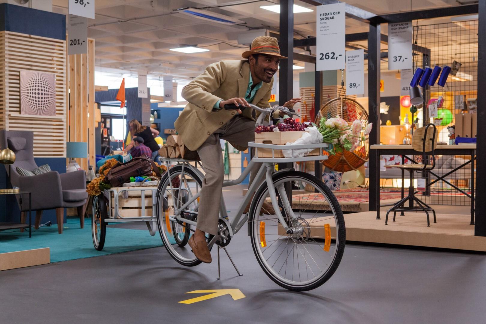 'De la India a París en un armario de Ikea' se presentará en el Festival Internacional de Cine de Barcelona-Sant Jordi (BCN FILM FEST)