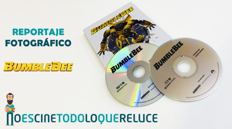 Bumblebee (Steelbook Bluray)