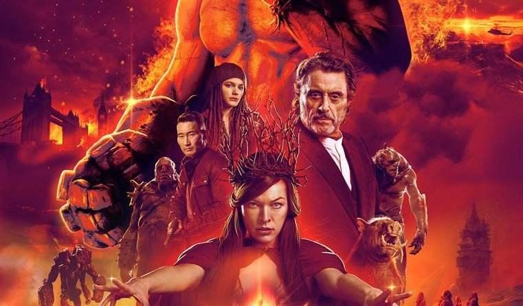 """Pósters de la película """"Hellboy"""""""