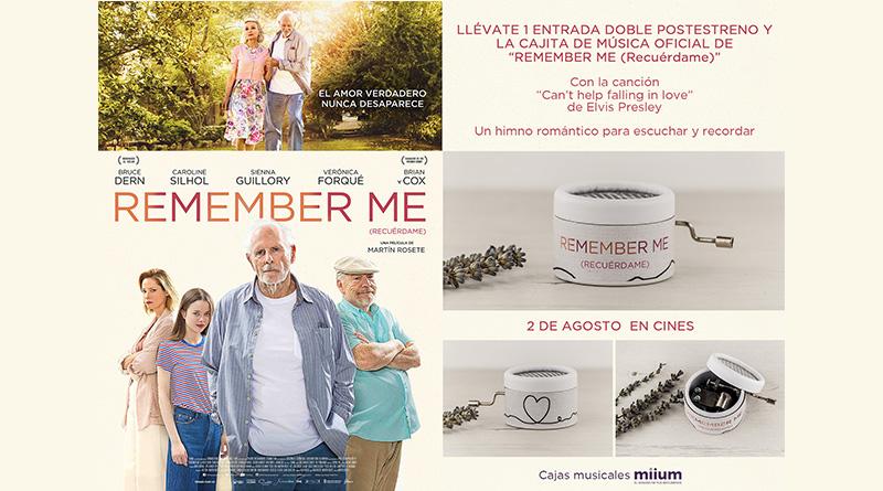 Remember me (Recuérdame)
