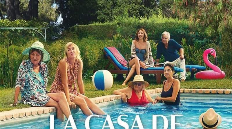 """Pósters de la película """"La casa de verano"""""""