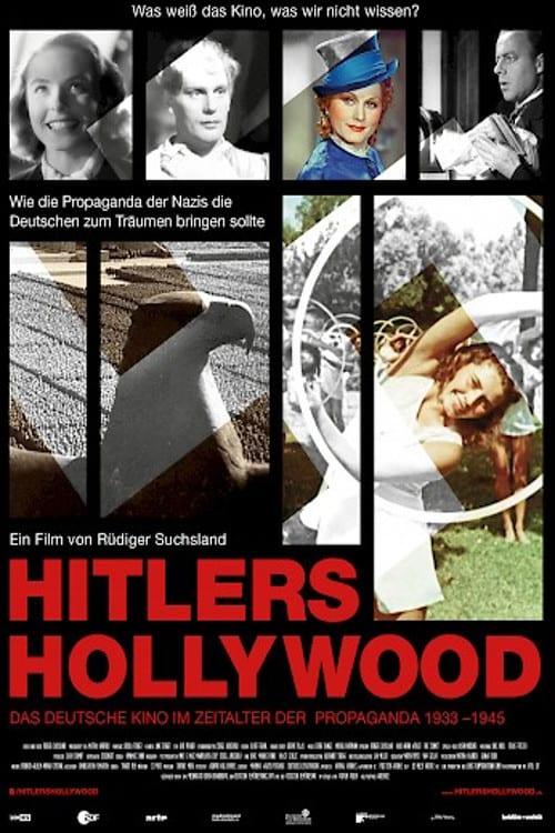 """Pósters de la película """"Hitler's Hollywood"""""""