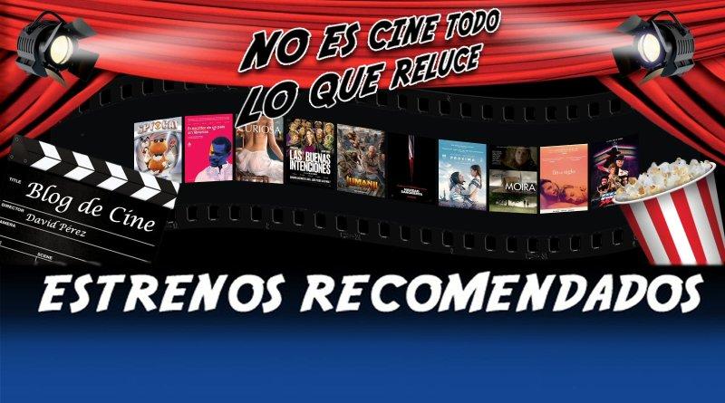 Vídeo avance y recomendación de la semana: 13 de diciembre de 2019