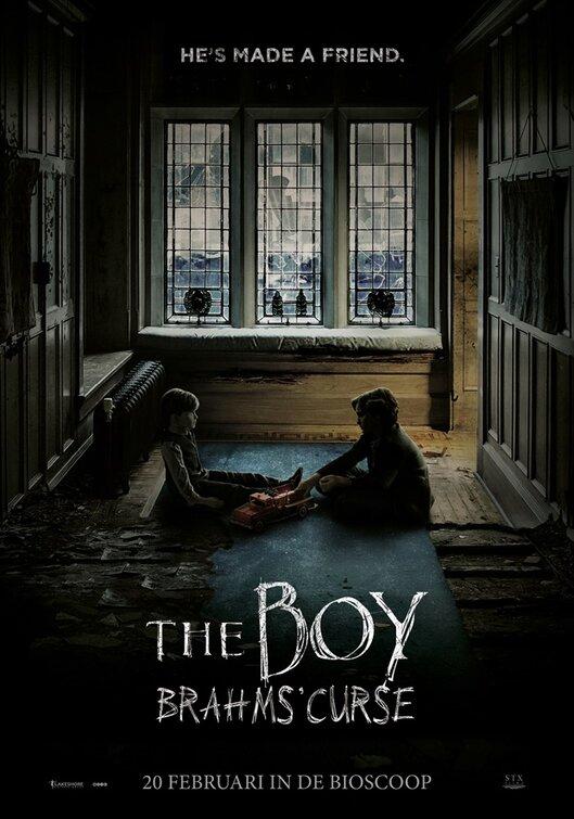 The boy. La maldición de Brahms