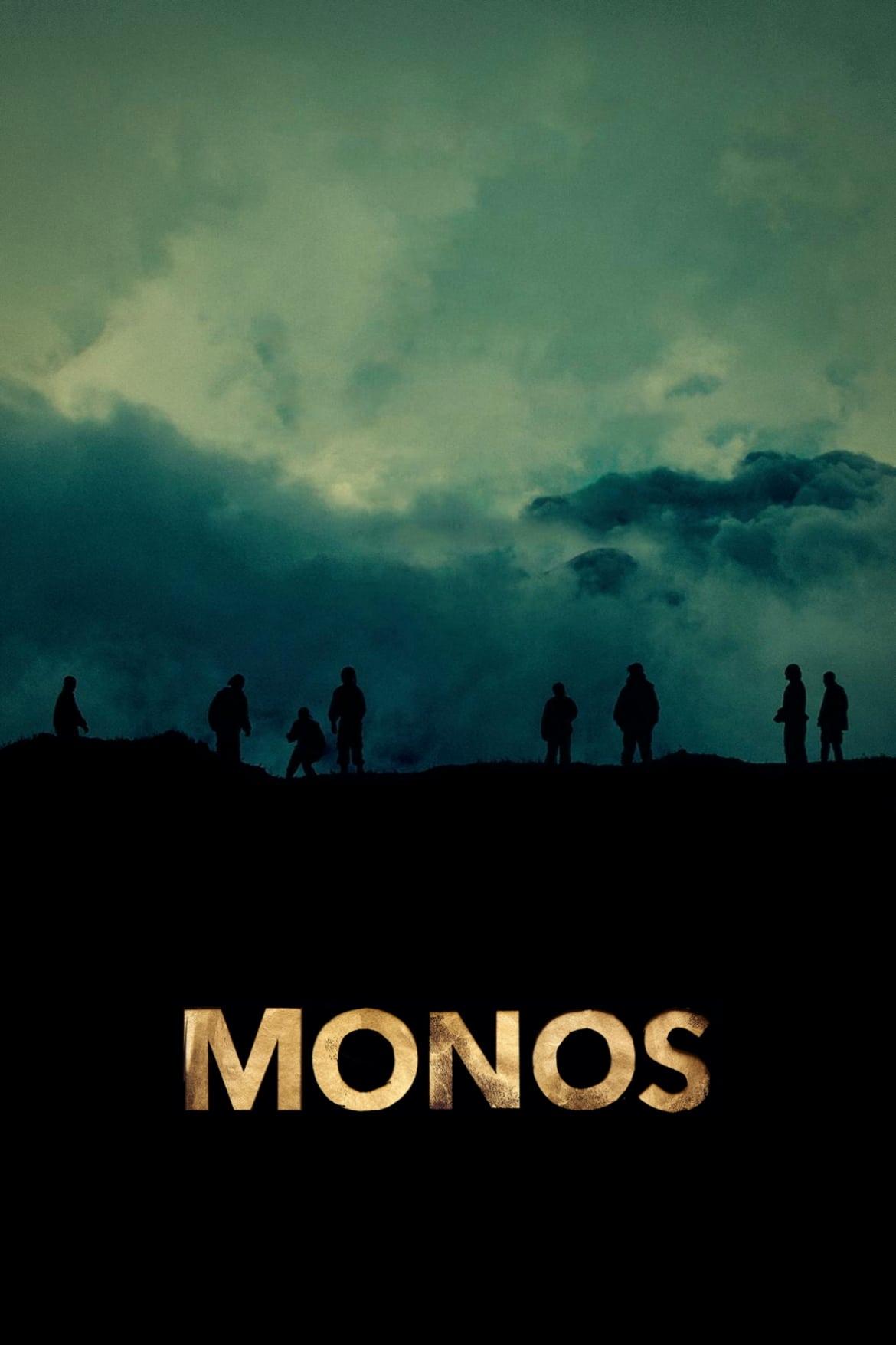 """Pósters de la película """"Monos"""""""