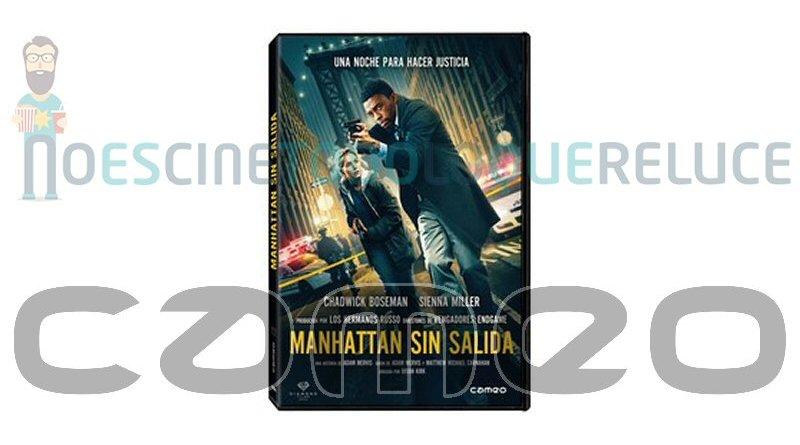 Manhattan sin salida - Lanzamientos de junio en DVD y Blu-ray de Cameo