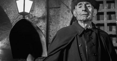 Se retoma el rodaje de 'Vampus Horror Tales', cuatro historias de terror con un hilo conductor