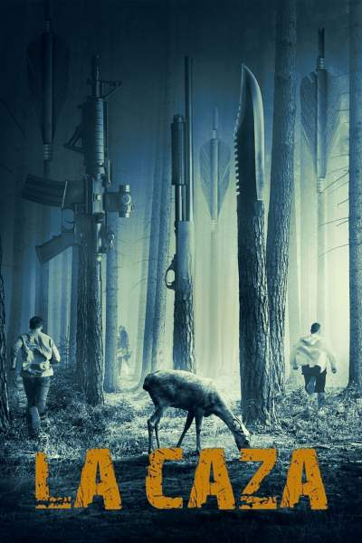 """Pósters de la película """"La caza"""""""