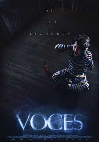 "Pósters de la película ""Voces"""