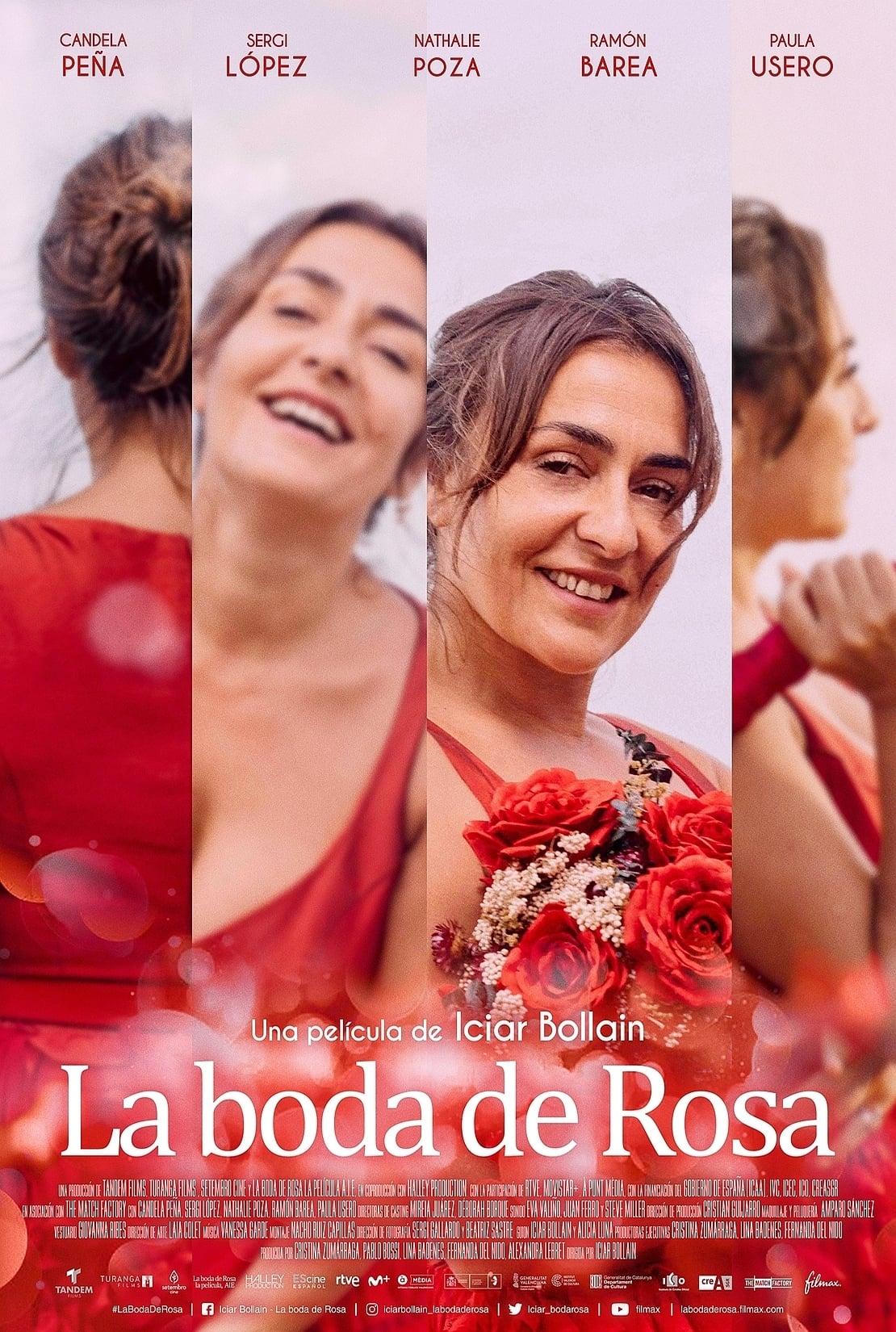 "Pósters de la película ""La boda de Rosa"""