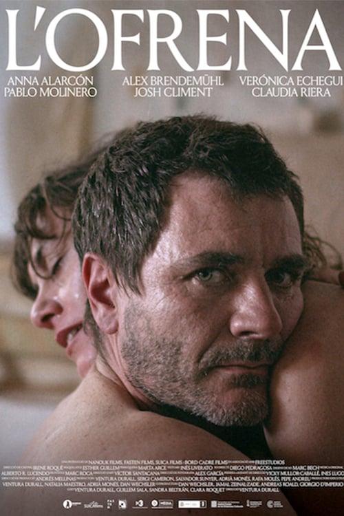 """Pósters de la película """"La ofrenda"""""""