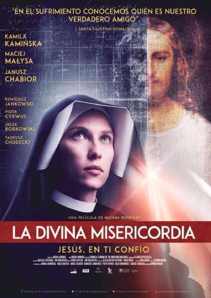 "Pósters de la película ""La Divina Misericordia"""