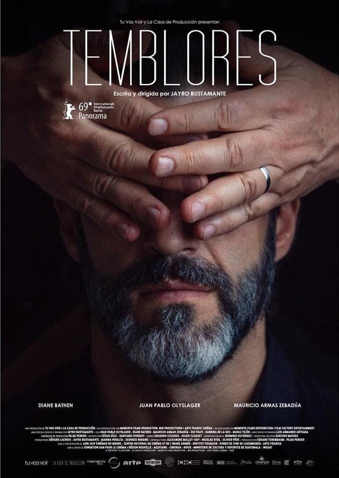 "Pósters de la película ""Temblores"""