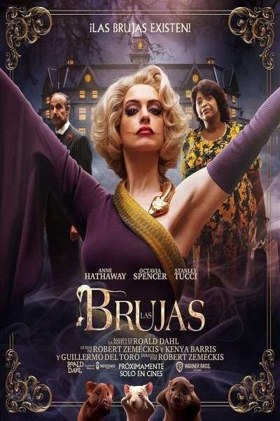 """Pósters de la película """"Las brujas"""""""