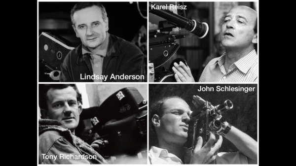 Directores Free Cinema