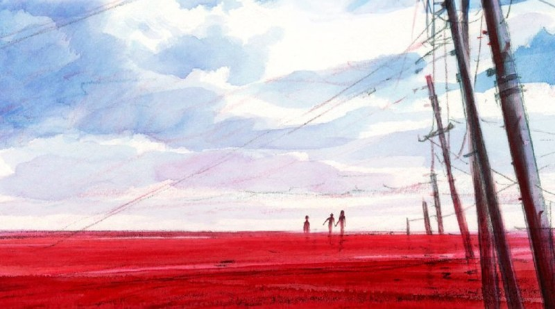 Evangelion: 3.0+1.0: Thrice Upon A Time