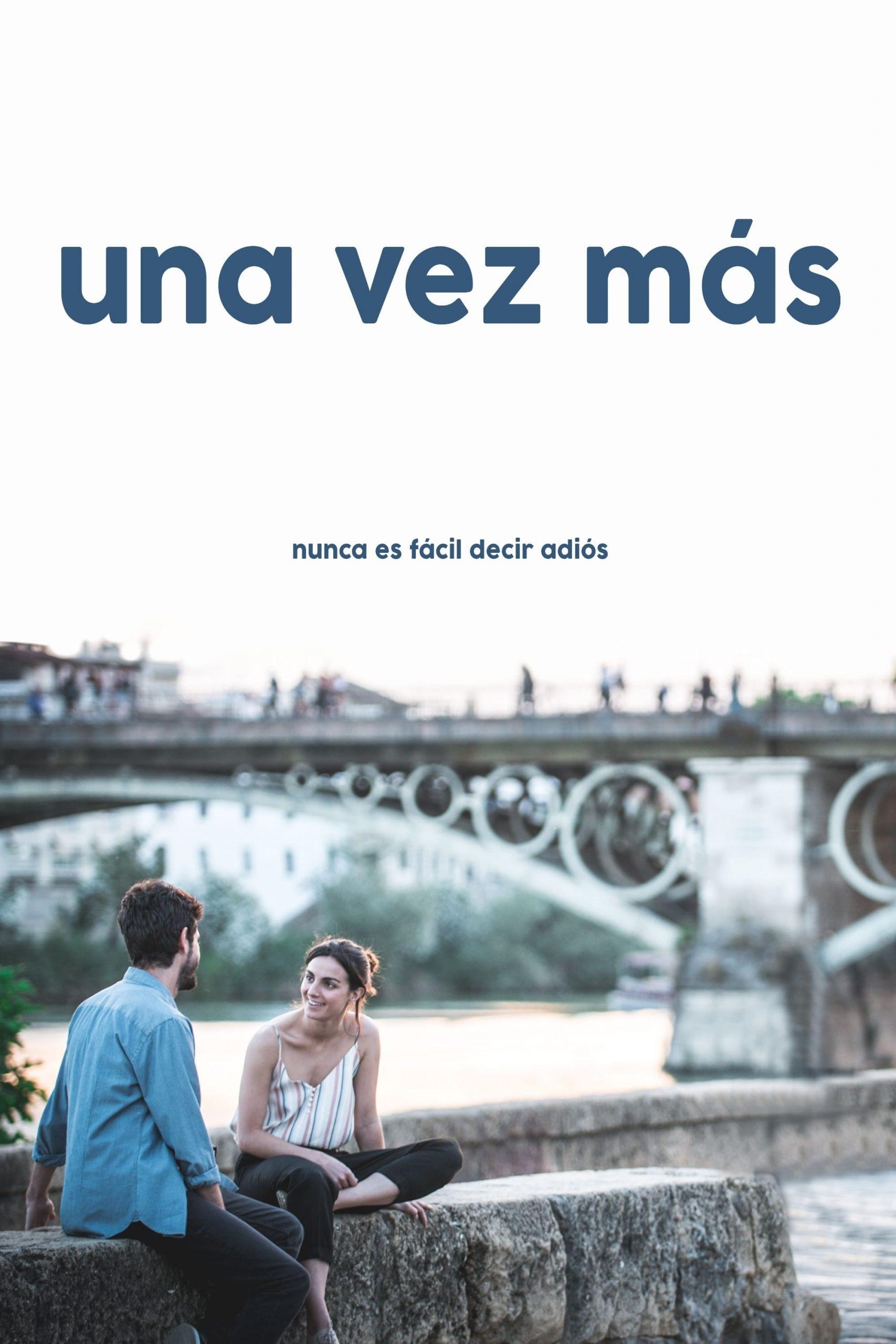"""Pósters de la película """"Una vez más"""""""