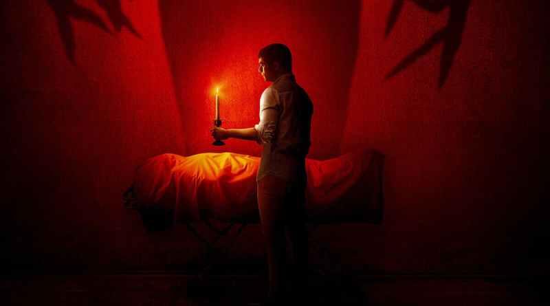 """Pósters de la película """"The Vigil"""""""