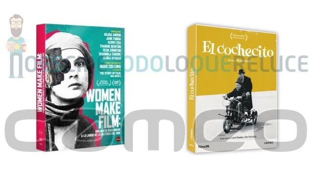 Lanzamientos de noviembre en DVD y Blu-ray de Cameo