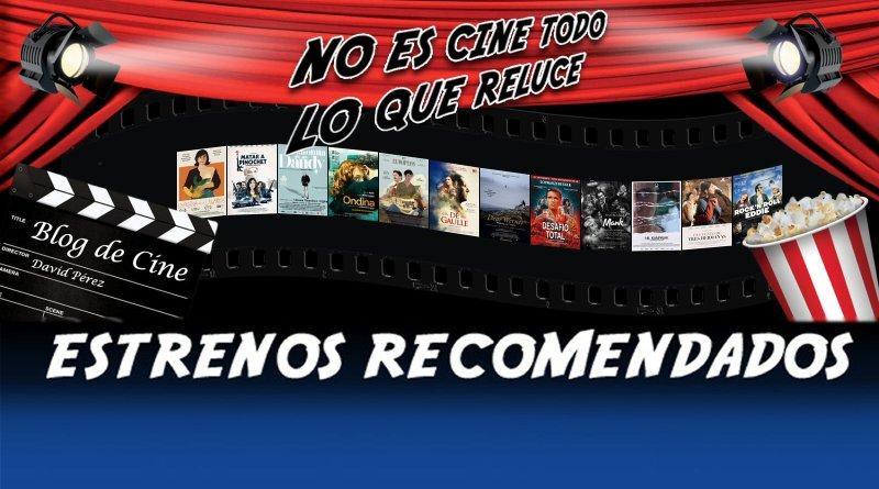 Vídeo avance y recomendación de la semana: 20 de noviembre de 2020