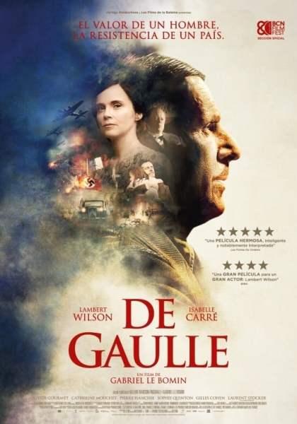 Pósters de la película "De Gaulle"