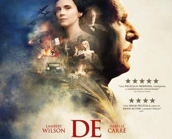 "Pósters de la película ""De Gaulle"""