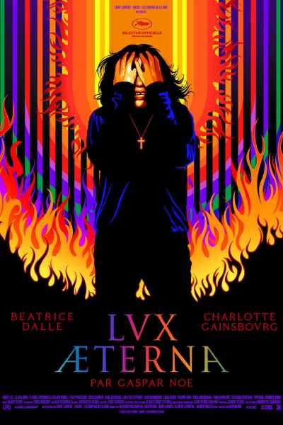 "Pósters de la película ""Lux Æterna"""