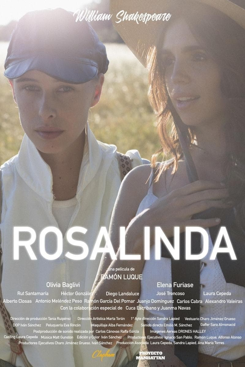 "Pósters de la película ""Rosalinda"""