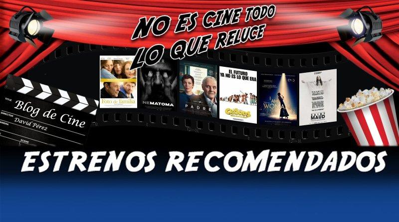 Vídeo avance y recomendación de la semana: 23 de diciembre de 2020