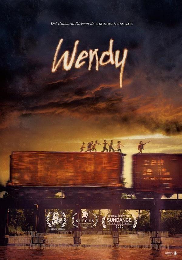 """Pósters de la película """"Wendy"""""""