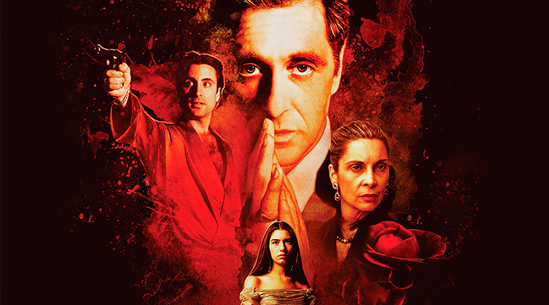 El Padrino Epílogo: La muerte de Michael Corleone