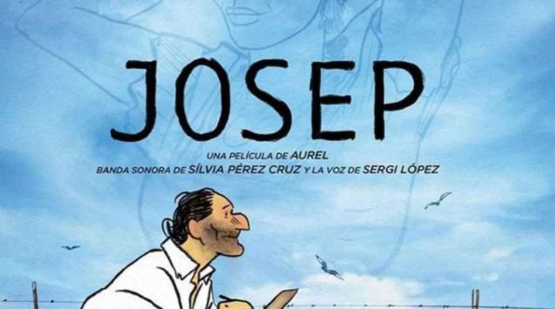 "Pósters de la película ""Josep"""