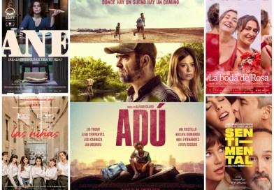 La Academia de Cine anuncia las nominaciones a los 35 Premios Goya: Adú con catorce nominaciones parte en cabeza