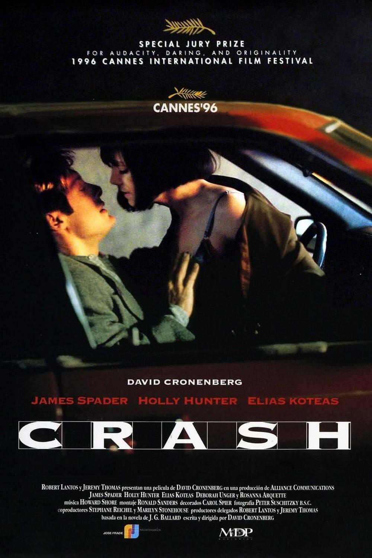 """Pósters de la película """"Crash"""""""