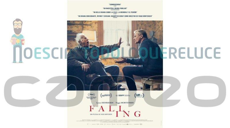 Falling | Lanzamiento de febrero en Blu-ray de Cameo