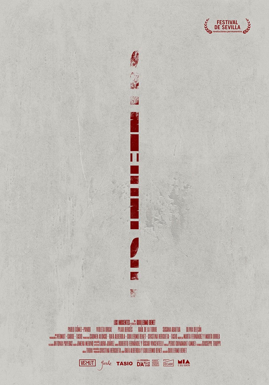 """Pósters de la película """"Los Inocentes"""""""