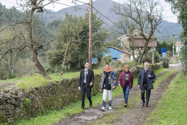 ¡A todo tren! Destino Asturias
