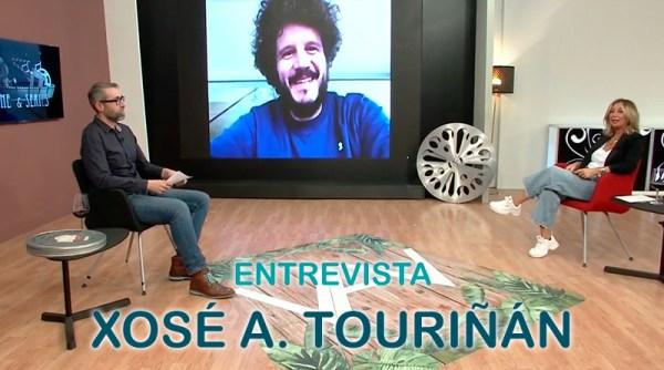 Entrevista a Xosé A. Touriñán, protagonista de 'Cuñados'