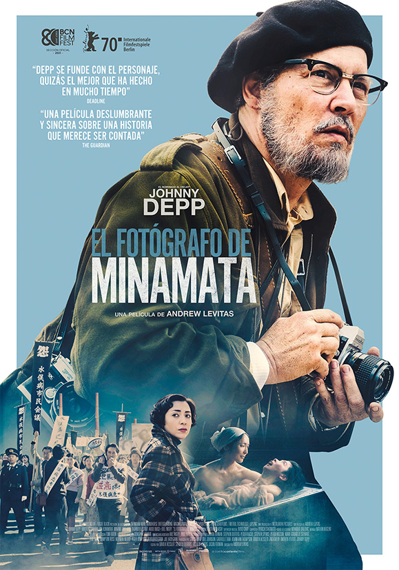 EL FOTÓGRAFO DE MINAMATA