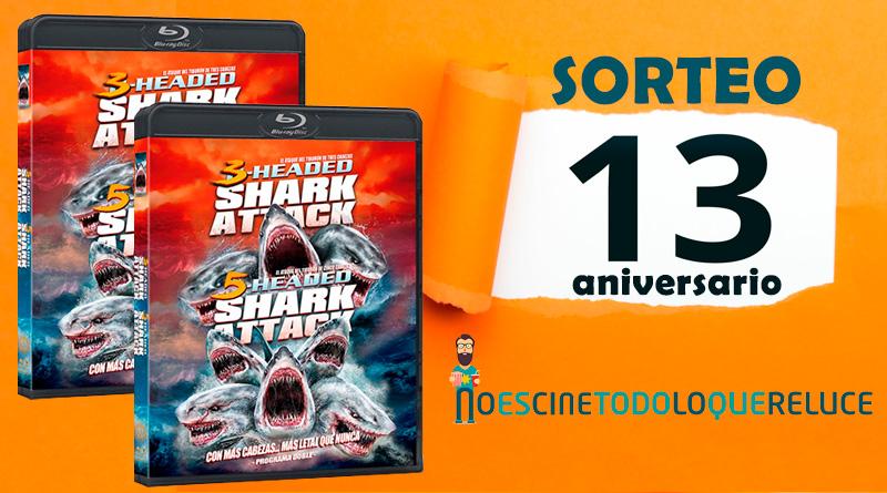3-Headed Shark Attack+5-Headed Shark Attack