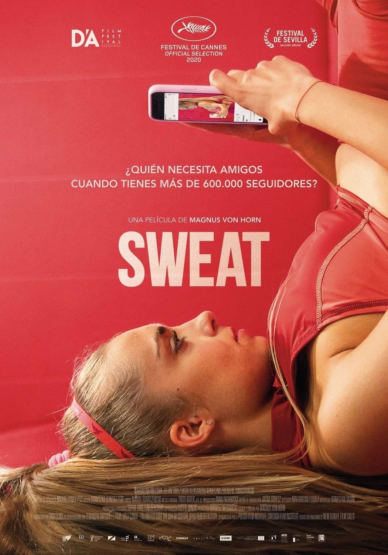 """Pósters de la película """"Sweat"""""""